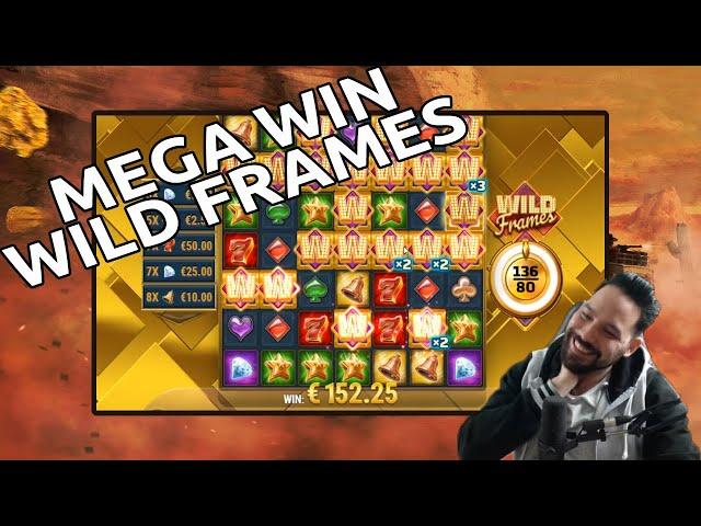 Wild Frames Mega WIn - Wild Wild Wild