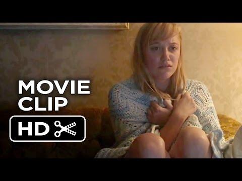 It Follows Movie CLIP - Broken Window (2015) - Maika Monroe Horror Movie HD
