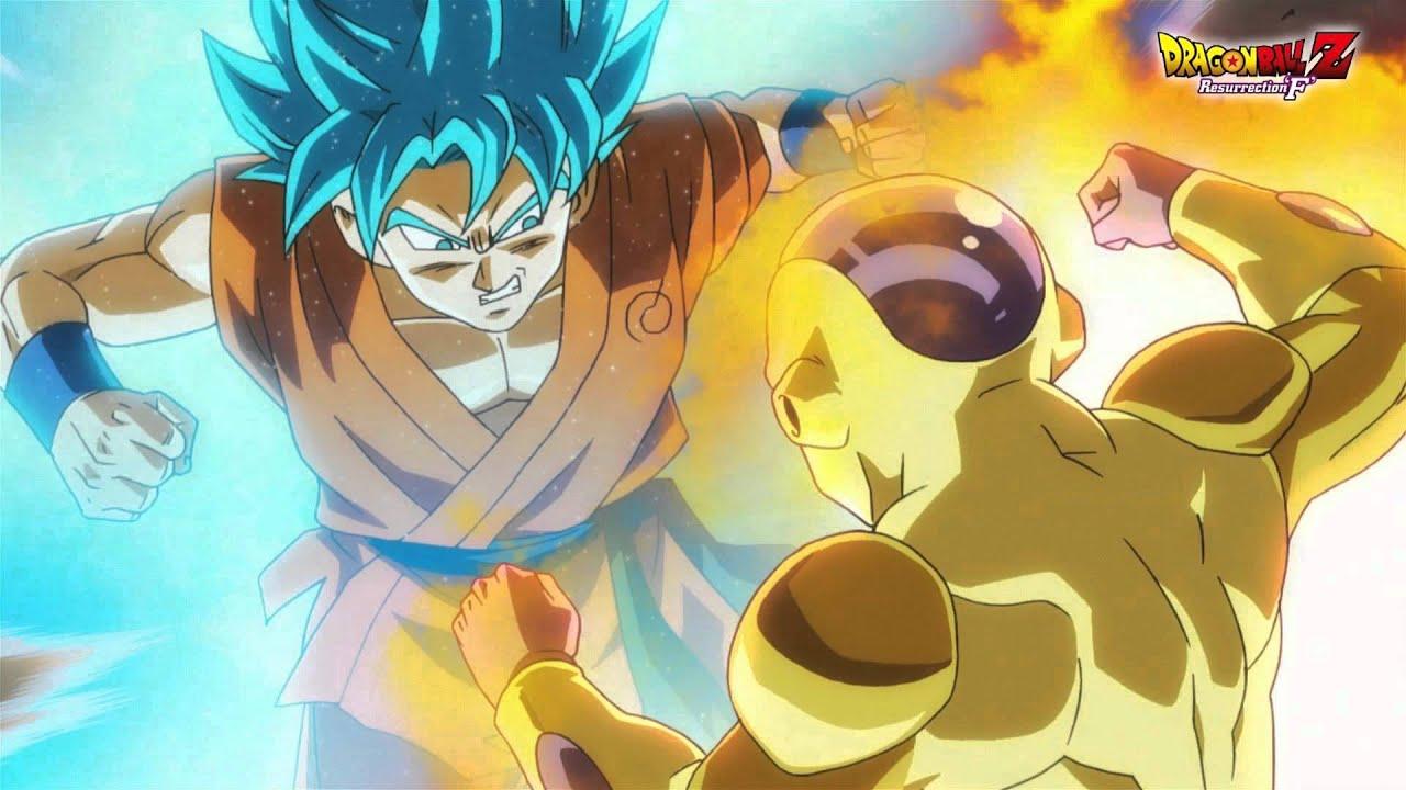 Dragon Ball Z Resurrection F Review Youtube