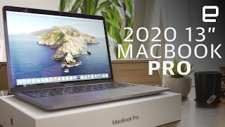 Apple MacBook Pro 13 inch review 2020 Great laptop finally with a decent keyboard