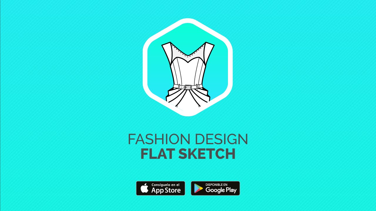 Fashion design app para dise o de moda youtube - App para disenar ...