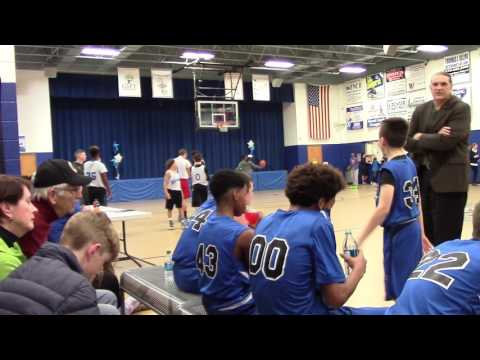 2017 Wyoming Area Catholic School Tournament 7th Grade WB Warriors