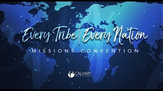 Missions Convention // Joe Gordon - Missionary To India