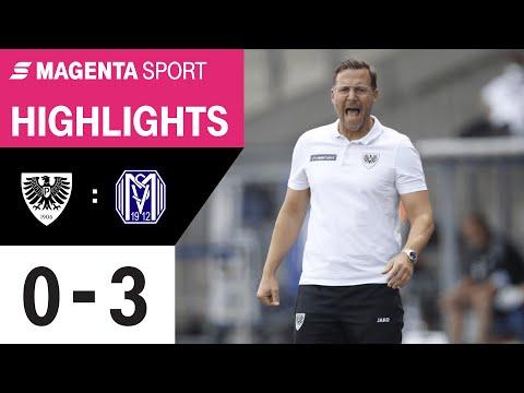 Preußen Münster - SV Meppen | 37. Spieltag, 2019/2020 | MAGENTA SPORT