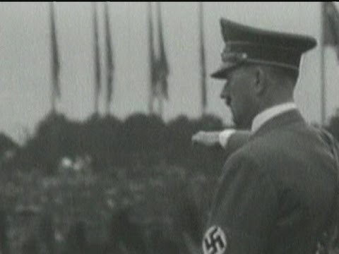 HITLER LETTER: First glimpse of Nazi dictator's anti-Semitic feelings
