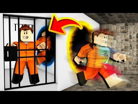 THE SECRET GLITCH IN ROBLOX PRISON LIFE!!