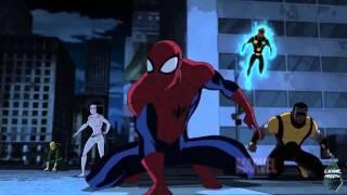 Ultimate Spider-Man/Совершенный Человек Паук: Superhero.