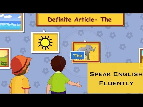 How To Use Definite Article The