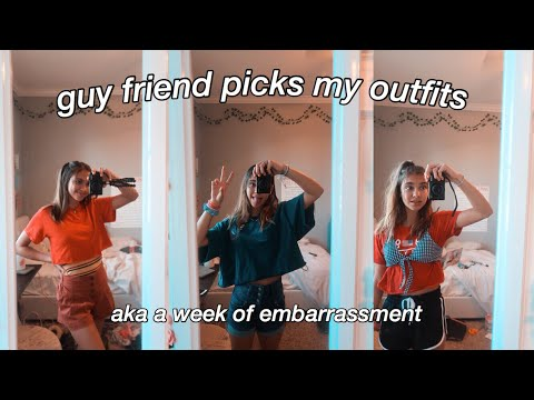 fAsHiOn iCoN chooses my outfits for a week (ft. tucker waters) thumbnail