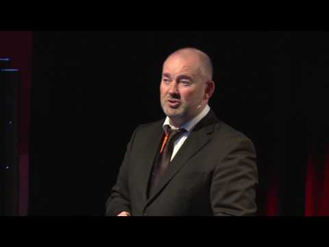 Burying the Fallen | Paul Hayes | TEDxGriffithCollege