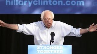 Corporate Media Will Blame Bernie Sanders For Trump   Election Day Coverage 2016
