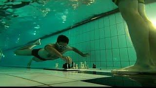 Чемпионат по подводным шахматам