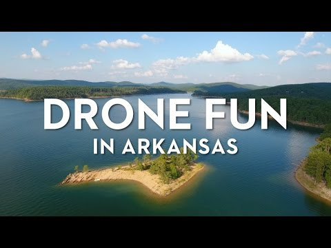 Drone Fun in Arkansas!