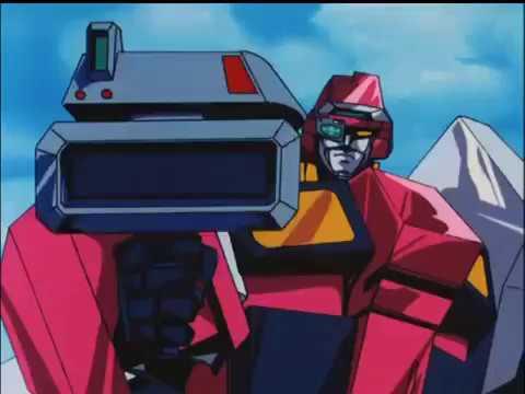 Machine Robo - Battle Hackers S01E20