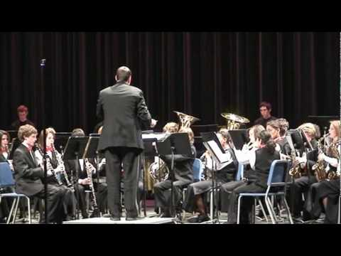 Cantique de Jean Racine: Lake Mary HS Wind Ensemble 2010
