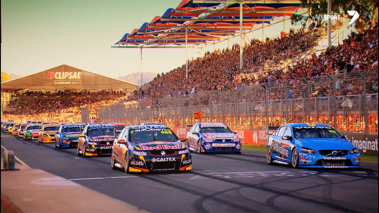 Volvo Polestar Racing takes spectacular podium in V8 Supercars debut - YouTube