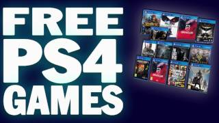 How To Get FREE PS4 GAMES   Free PS4 Games 2017   Free Games on PS4 Glitch