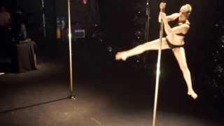 French Pole Dance Championship 2013 : Vanessa BIEL