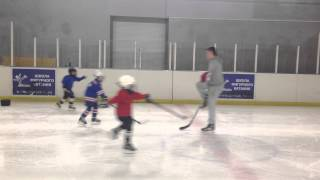 Pirates hockey school