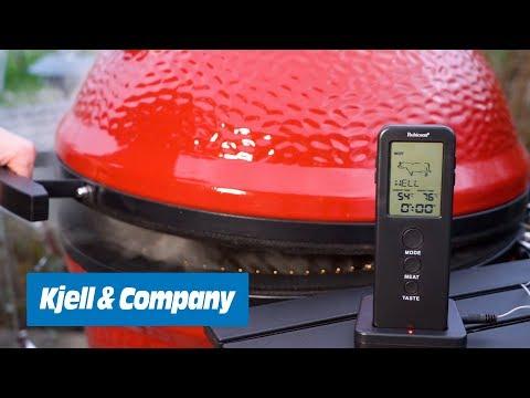 Populära Kjell-TV - Full koll på temperaturen med Rubicson trådlös JE-52