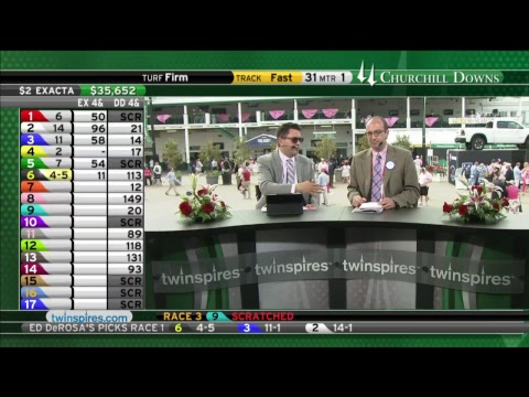 Kentucky Oaks Morning Show and Betting Tips