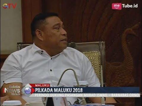 Jelang Pilkada 2018, Cagub Murad Ismail Komitmen Sejahterakan Masyarakat Maluku - BIM 31/01