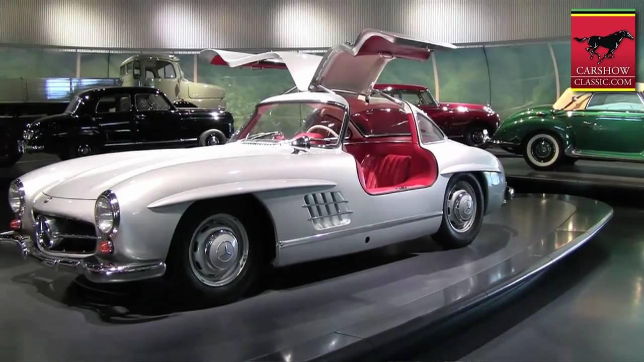 Mercedes Benz Museum >> Mercedes-Benz 300SL Gullwing 1955 - Mercedes-Benz Museum ...