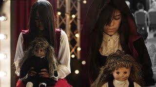 MEDO SENHAJI - اخطر ساحرة في العالم الساحرة ريانا المقدسة الخطيرة في فيديو جديد