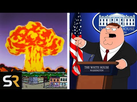 25 Times Cartoons Predicted The Future