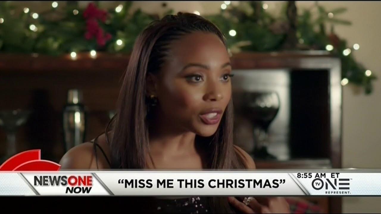 Miss Me This Christmas.Eva Marcille Talks Tv One S Miss Me This Christmas