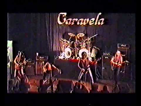 Caravela - Only Your Dream (Live in KD Vltavská,Prague) 1997