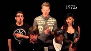 270초만에 음악의 역사를 한번에 훑다  Evolution of Music - Pentatonix