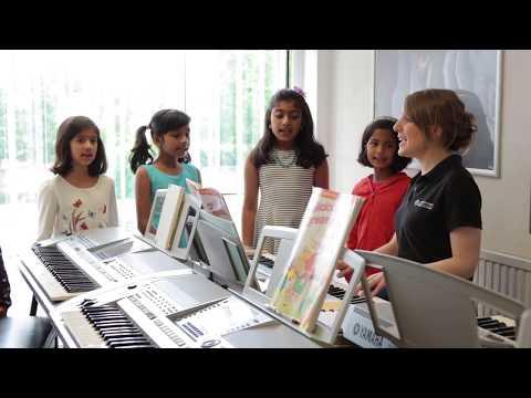 Yamaha Keyboard Lessons