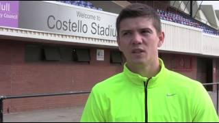 Rumble On The Humber: Luke Campbell & Tommy Coyle on their entrance songs