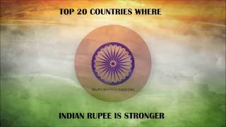 Indian Currency Stronger Than Other Countries