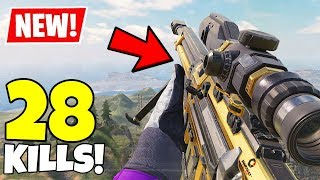 *NEW* ARCTIC.50 BLACK GOLD SKIN GAMEPLAY IN CALL OF DUTY MOBILE BATTLE ROYALE!