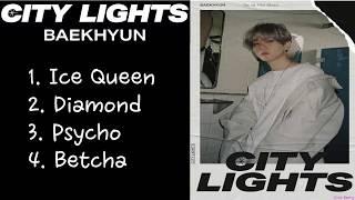 Baixar BAEKHYUN 백현 The 1st Mini Album  City Lights  Sounds Room