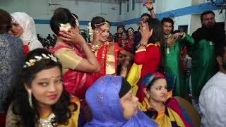 Dr. Raju & Dr. Suma 's Holud Ceremony Dance Part-3