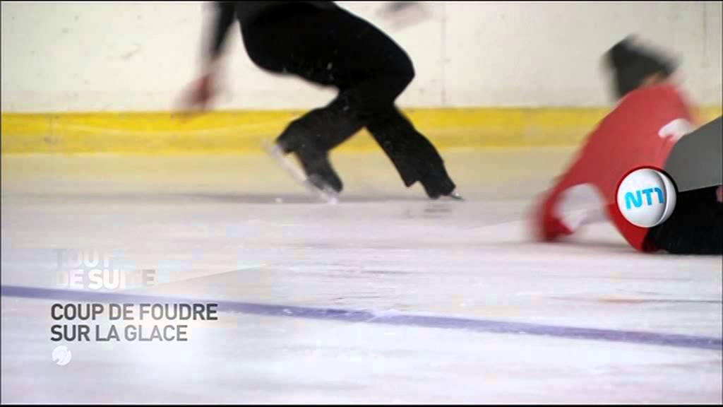 Coup de foudre sur la glace tout de suite nt1 4 5 2015 - Coup de foudre sur la glace ...