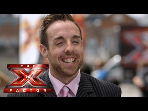 The X Factor Backstage with TalkTalk TV Ep 2 Ft. Stevi ...