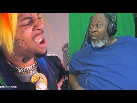 Dad Reacts to mcashhole - Who it is 2 (ft. 6ix9ine, XXXTentacion, Migos, Lil Pump + 8 more)