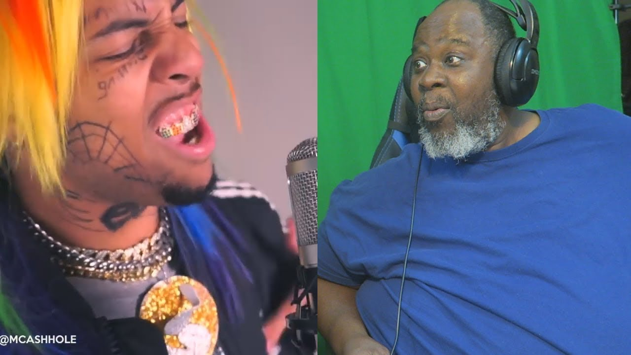 Dad Reacts to mcashhole - Who it is 2 (ft. 6ix9ine, XXXTentacion, Migos, Lil Pump + 8 more)