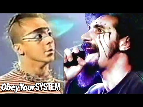 System Of A Down  War? 【French TV 1998ᴴᴰ】