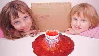 [PANDACRAFT] Oh le beau volcan ! - Studio Bubble Tea unboxing educative kit
