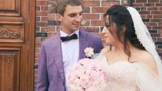 свадьба Георгия и Виктории. 10 июня 2017 г.  Армавир