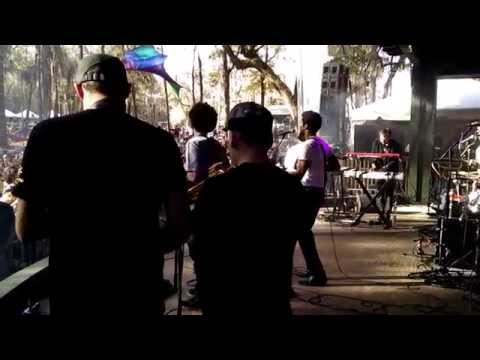 The Main Squeeze [Blame It On The Boogie] ft. The Shady Horns @ Aura Music Festival 2015