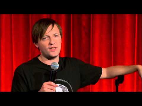 Andrew Maxwell live at Róisín Dubh