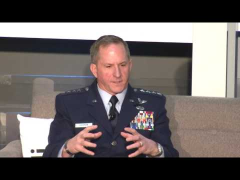 Tomorrow's Air Force: A Conversation with General David L. Goldfein