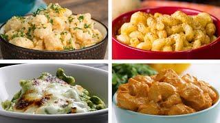 Healthier Mac 'N' Cheese 4 Ways