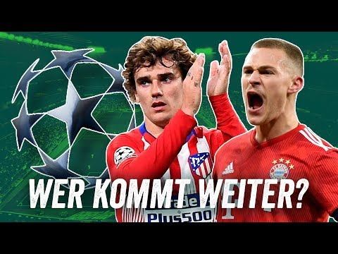 S04 & Juve schon raus? Schafft der BVB das Wunder? Packt es der FCB? Das Q&A zur Champions League!